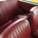 Mini copper s seats